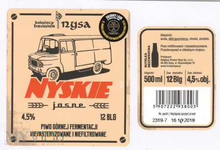 Nyskie Jasne