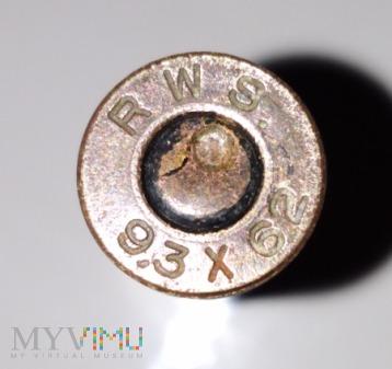 Duże zdjęcie Luska Mauser 9,3x62