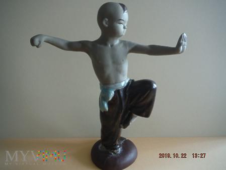 wojownik kung - fu (dziecko III)