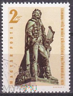 Mihaly Csokonai Vitéz (1773-1805) poet
