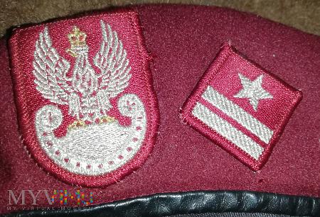 Beret majora 6 Brygada PD