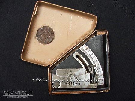 Winkelmesser W.M. 35 (1/16') - bvu