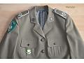 Mundur wyjściowy Straży Granicznej - damski