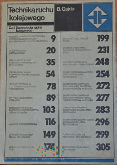 1983 - Technika ruchu kolejowego cz. 2