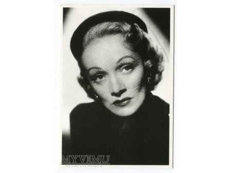 Marlene Dietrich Harcourt No Highway In The Sky