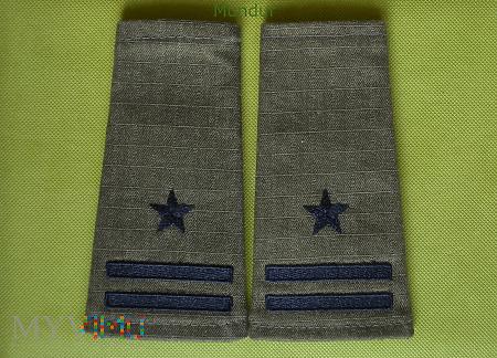 Pochewki służbowe z oznakami stopnia - major SG