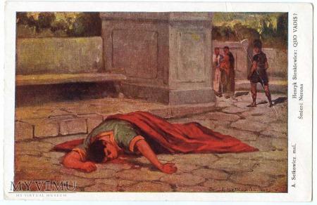 Quo Vadis - Śmierć Nerona - Setkowicz