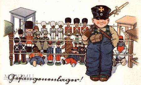 Dziadek do orzechów i inne zabawki