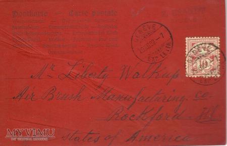 Szwajcaria - Genewa - 1902 r.