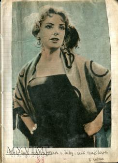Sophia Loren Ewa Krzyżewska + scrapbooking