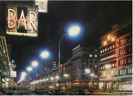 Fotografia dokumentalna neonów PRL nr 11