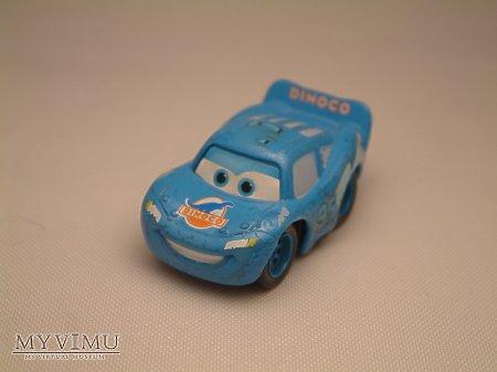 Duże zdjęcie Mini Zygzak Mcqueen z filmu Cars