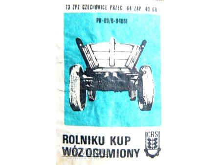 Duże zdjęcie ROLNIKU