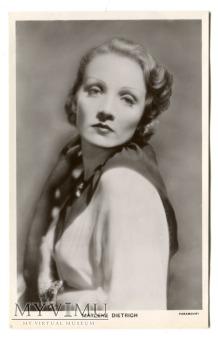 Duże zdjęcie Marlene Dietrich Picturegoer nr 529b