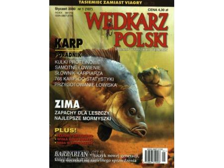 Wędkarz Polski 1-6'2000 (107-112)