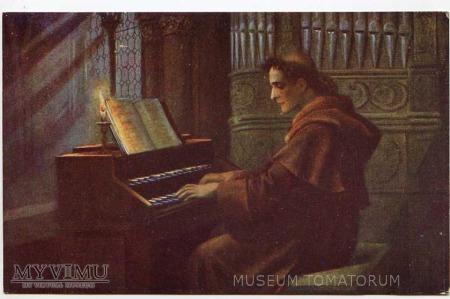 Monk zakonnik - muzyka 1