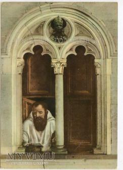 Borgognone - Monk zakonnik - Chwila zadumy 3