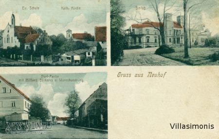 Bogdanów- Gruss aus Neuhof