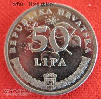 50 LIPA - Chorwacja (1998)