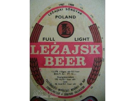 LEŻAJSK BEER