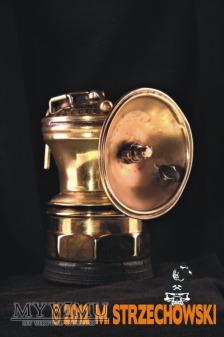 Duże zdjęcie Lampa górnicza karbidowa Universal Lamp Co.