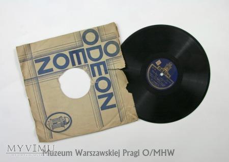 """Płyta winylowa (analogowa) wytwórni """"Odeon"""""""
