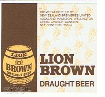 lion breweries wellington - lion beer draught beer