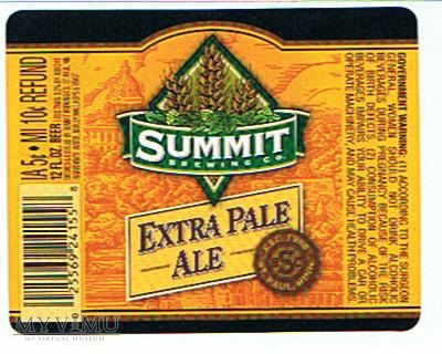 SUMMIT - extra pale ale
