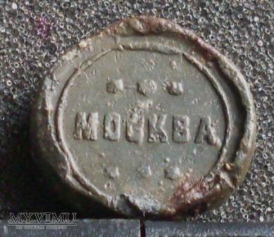 Plomba z Moskwy.