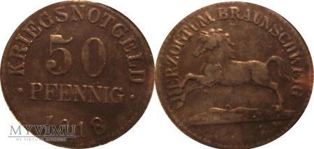 50 pfennig 1918