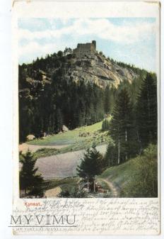 Karkonosze - Kynast - Zamek Chojnik 1910