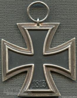 Eisernes Kreuz II.Klasse syg.24