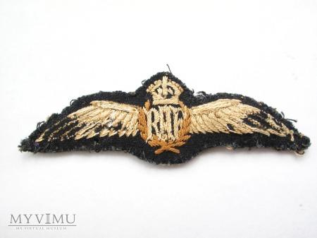 OZNAKA PILOTA RAF