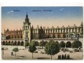 Kraków - Rynek - Sukiennice - 1918
