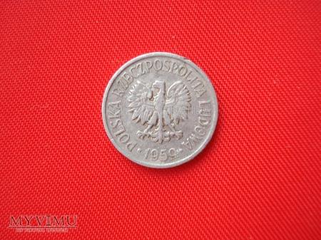 5 groszy 1959 rok