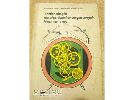Duże zdjęcie Technologia mechanizmów zegarowych. Mechanizmy
