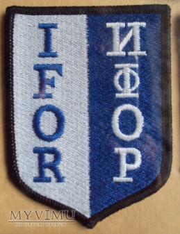 Oznaka misyjna: Siły Przywracania Pokoju IFOR