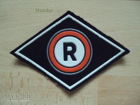 Oznaka oficerska ruchu drogowego
