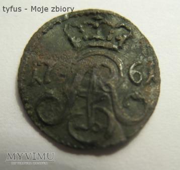 SZELĄG TORUŃSKI AUGUST III SAS (1761)