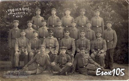 23 Forteczny Batalion Saperów Grudziądz 1917