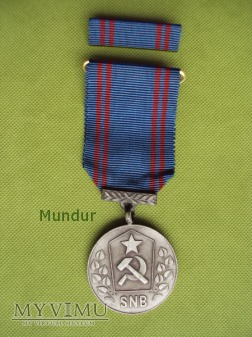 Medal SNB