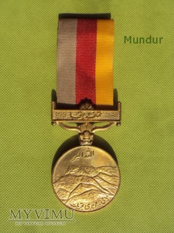 Medal Pakistański testów nuklearnych TAMGHA-I-BAQA