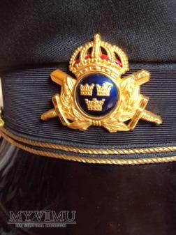 Czapka oficerska - Skärmmössa m/60