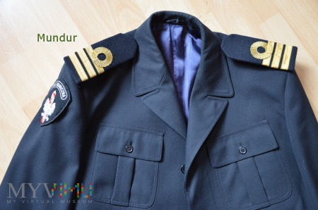 Mundur służbowy SG - bluza olimpijka MW