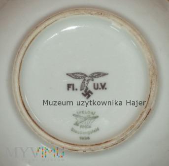 Duże zdjęcie Talerzyk kantyna wojskowa WWII