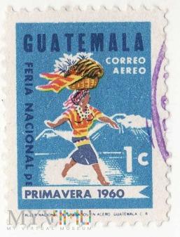 Guatemala - Primavera 1960
