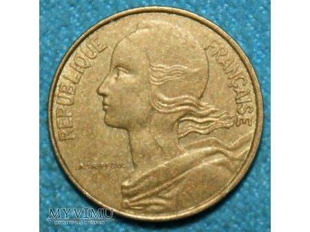 10 Centimes-Francja 1978