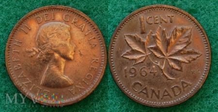 Kanada, 1 CENT 1964