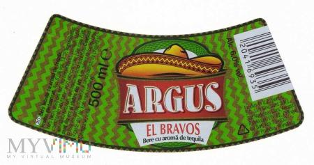 Argus, El bravos