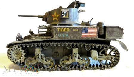 Czołg lekki M3A1